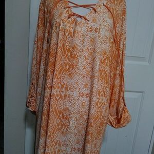 Larry levine Blouse 2X